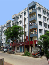 Puspanjali Apartment